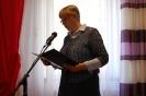 Sala muzykoterapii w Soli Deo, pani Anna czyta wiersz