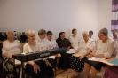 Sala muzykoterapii w Soli Deo, chór Słoneczny Krąg