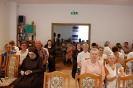 Sala muzykoterapii w Soli Deo, Goście i wspólnota Żułowa