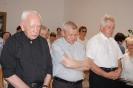 Sala muzykoterapii w Soli Deo, ks. Edward, ks. Antoni i ks. Zygmunt