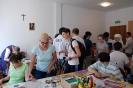 Pracownia tyflologiczna w Soli Deo, Uczniowie i Nauczyciele zapoznają się z metodami pracy Mieszkanek